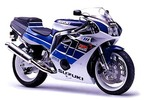 Thumbnail Suzuki GSX R 400 Industry Service Manual