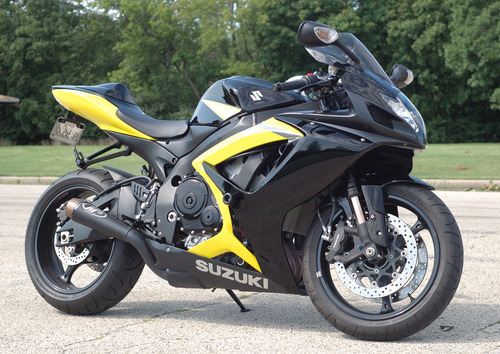 Product picture Suzuki GSX R 600 750 k6 Shop  Service Manual.pdf