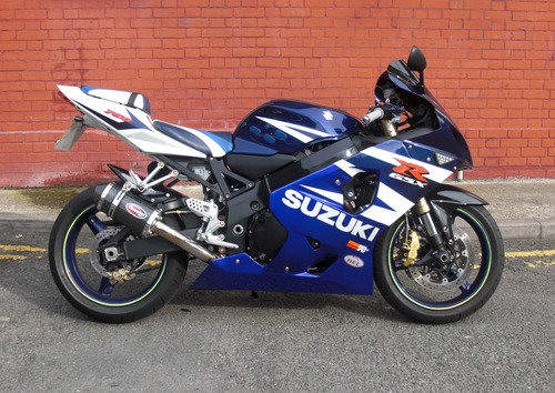 Product picture Suzuki GSX R 750  Service Manual