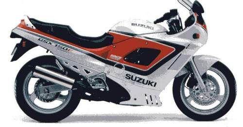 Product picture Suzuki GSXF 750 Industry Service Manual .pdf
